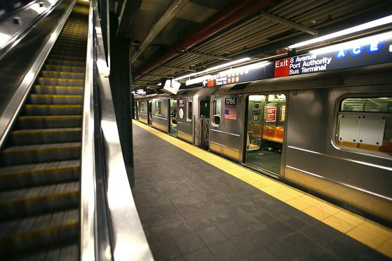 New York City public transportation fare collection system lags behind third world countries.