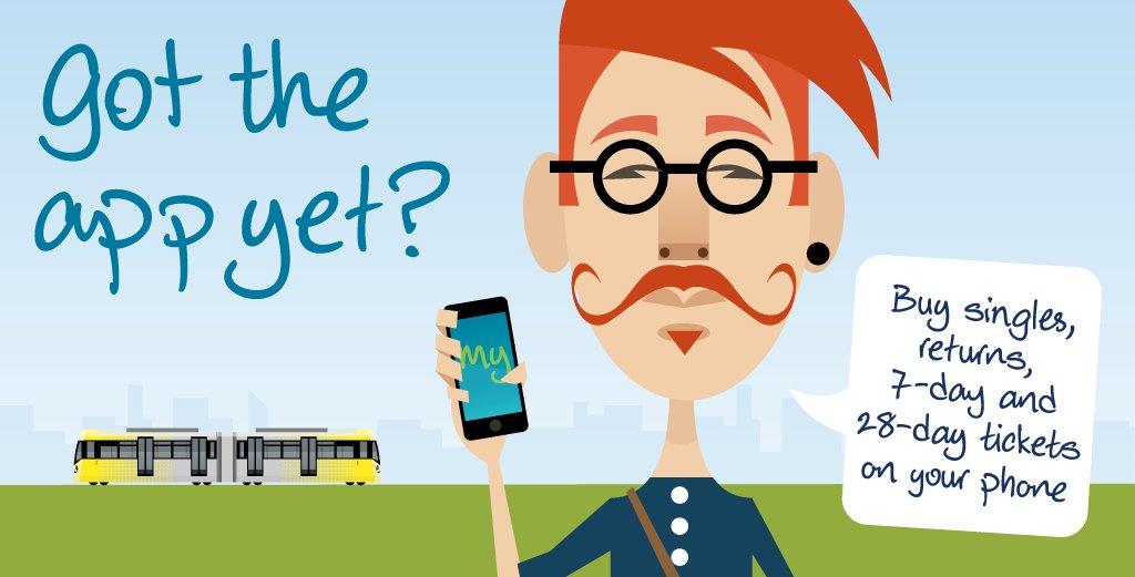 GetMeThere App won't open! #Manchester #Metrolink