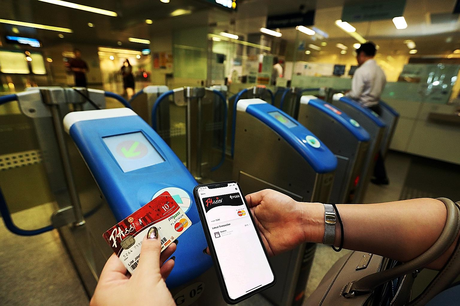 Singapore: SimplyGo is simply giveaway the local business to Visa and Mastercard