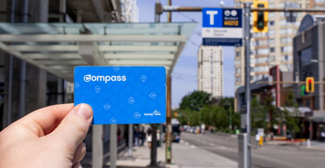 No plans for the Compass smartphone App. Urban Mobility is a faraway goal. Vancouver, B.C.
